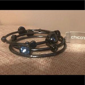Chico's Bangle Bracelet Set